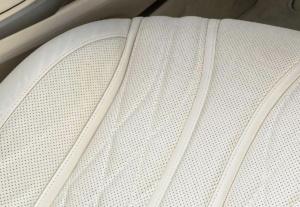 automotive-pelle forata e impunture